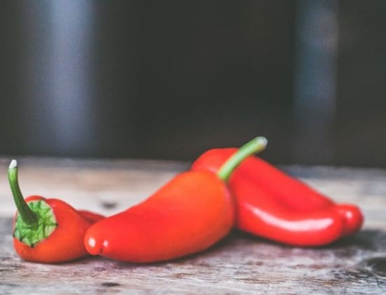 Piccante ma salutare: i benefici del peperoncino!