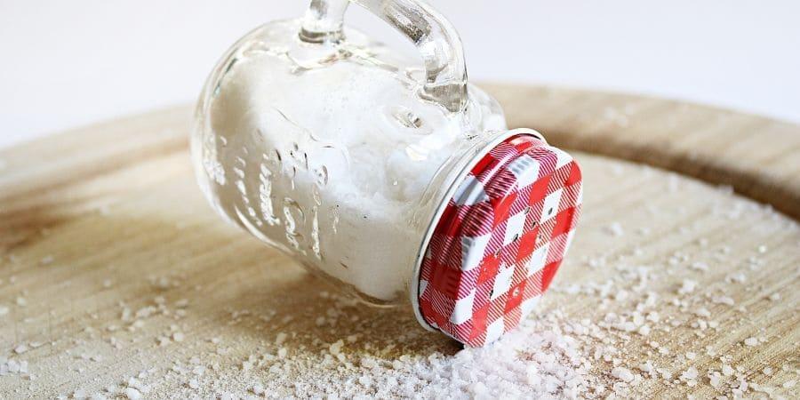 Assumere sale è superfluo, ma non ne possiamo fare a meno!